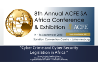 2015 acfe – cyber crime and cyber sec bill