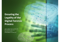 Ensuring the Legality of the Digital Forensics Process