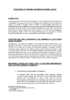 GUIDANCE NOTE ON THE PROCESSING OF PERSONAL INFORMATION IN THE MANAGEMENT AND CONTAINMENT OF COVID-19 PANDEMIC IN TERMS OF THE PROTECTION OF PERSONAL INFORMATION ACT 4 OF 2013 (POPIA) (2)