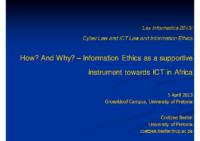 Lex Informatica 2013 Cyber Law April 2013_CB