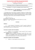 SA Covid-19 Lockdown Mobile Track & Trace Database Regulations