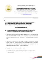 UrgentDirectiveCovid19NationalLockdown25032020